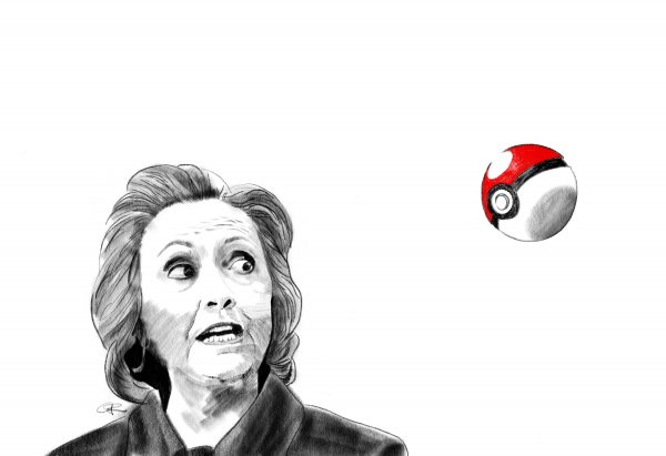 I Choose You, Clinton-chu!