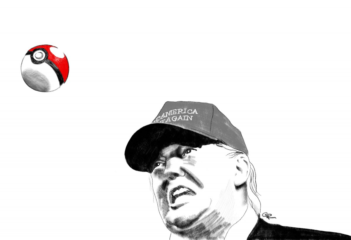 I Choose You, Trump-chu!